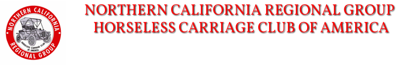 Northern California Regional Group Horseless Carriage Club of America